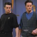 """""""Chandler"""" y """"Joey"""" hoy: Estrellas de Friends exhiben inexorable paso del tiempo"""