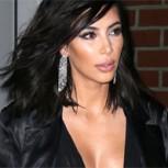 Kim Kardashian sube foto desnuda para probar que está embarazada
