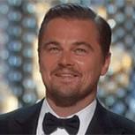Leonardo DiCaprio olvida el primer Oscar de su carrera en un restaurante
