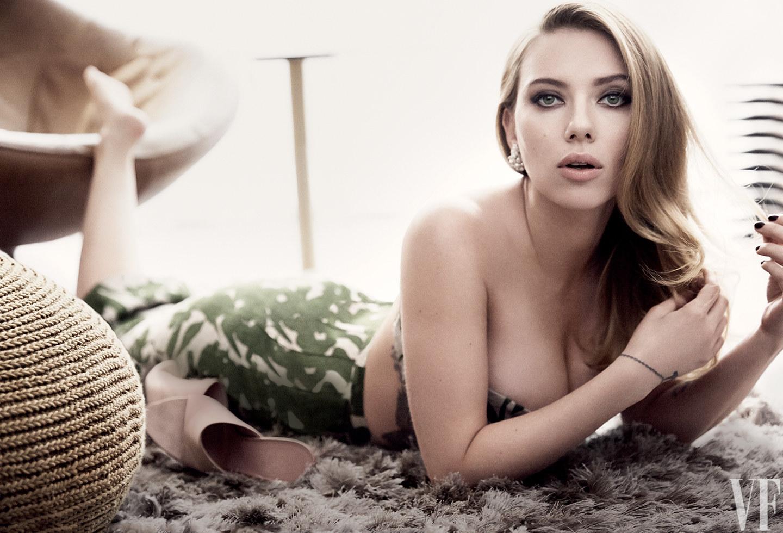 Filtran fotos privadas de Scarlett Johansson: Nuevo ataque de hackers a la actriz
