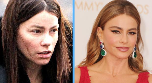 490fa56af0c8 Así se ven las celebridades más hermosas sin maquillaje: ¿La belleza ...