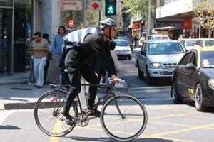 Ahorro bicicleta