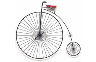 invencion bicicleta