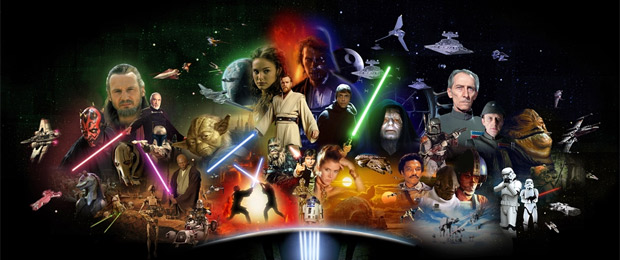 Satr Wars Disney