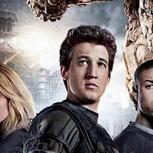"""Nueva película de """"Los 4 Fantásticos"""" es duramente rechazada por los críticos"""