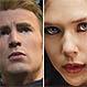 Capitán América pierde el control ante vestido de La Bruja Escarlata: Foto lo delata en el momento justo