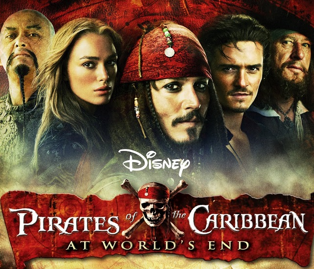 Pirates of the Caribbean At World's End presupuesto