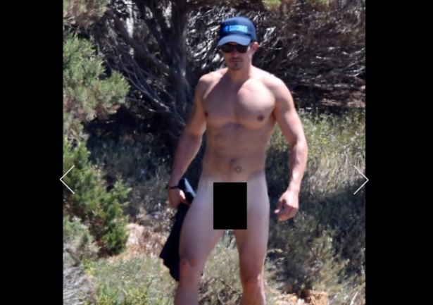 Fotos de Orlando Bloom desnudo