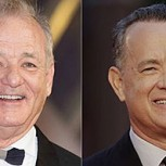 ¿Es Tom Hanks o Bill Murray? La confusa foto que se ha vuelto viral