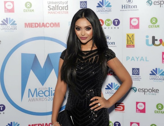 Afshan-Azad-harry-potter-2016