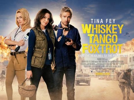 """Con Tina Fey, Margot Robbie, Martin Freeman, y Billy Bob Thornton, """"Whiskey Tango Foxtrot"""" no cubrió su presupuesto."""