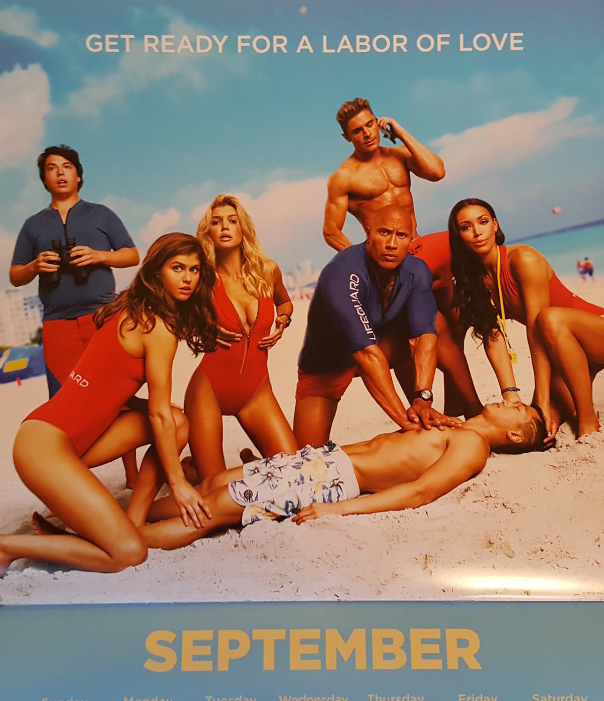 baywatch-calendario-2017-elenco-1