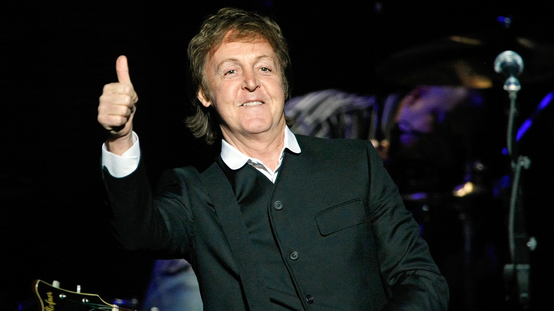 Paul McCartney Performs At The Joint At The Hard Rock