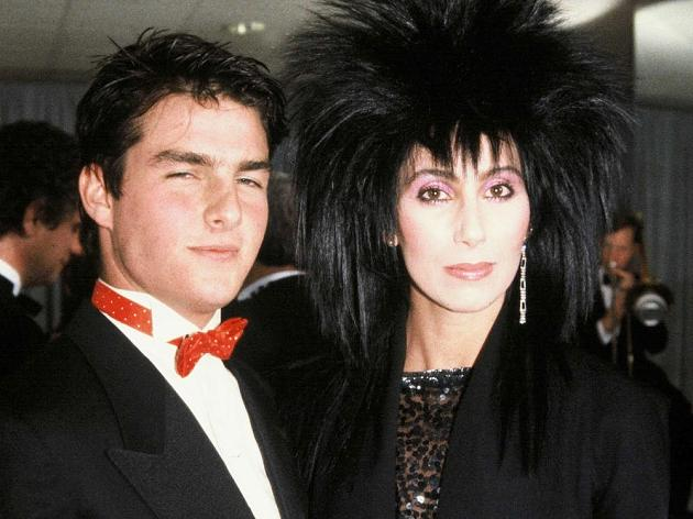 Cher-Tom-Cruise