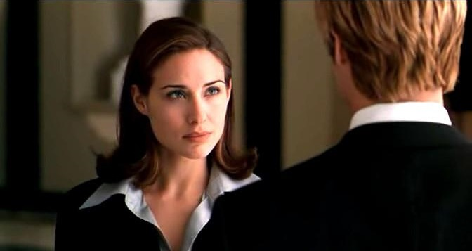 Claire forlani conoces a joe black