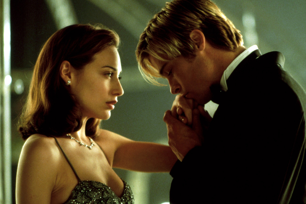 conoces a joe black escena final