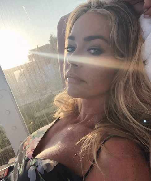 denise richards hoy