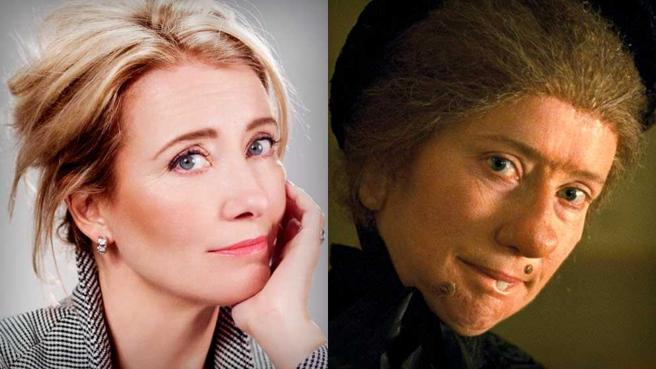 actrices que se afearon emma thompson