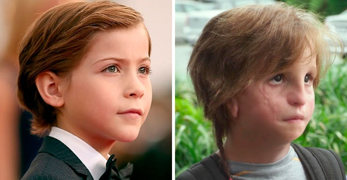 actores detras del maquillaje jacob tremblay
