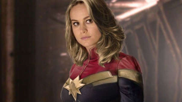 capitana marvel look
