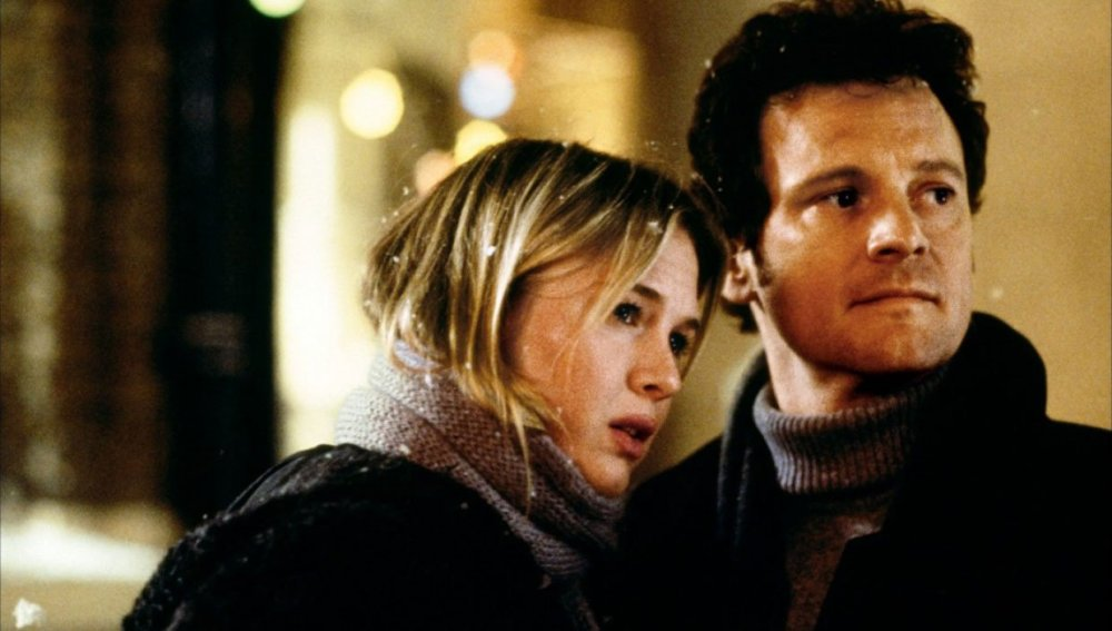 parejas del cine bridget jones