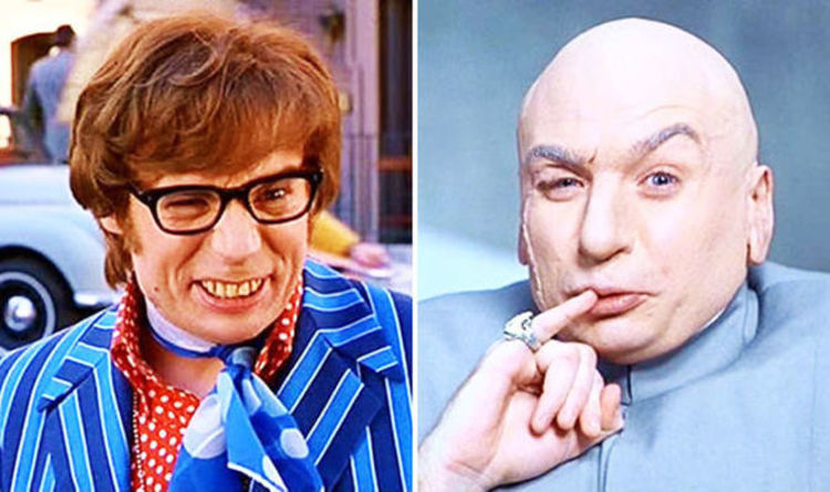 austin powers actor mr evil