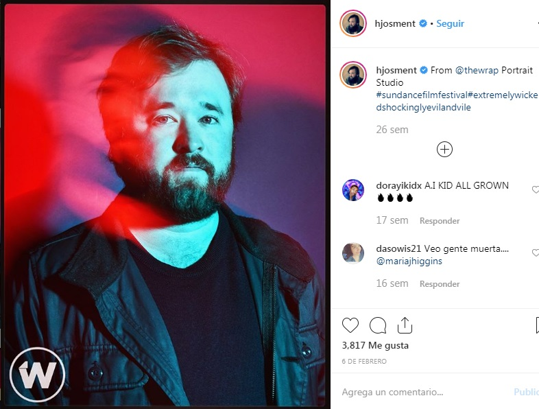 niño actor sexto sentido haley joel osment 2019 ted bundy pelicula