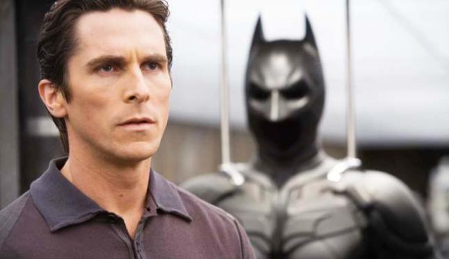 christian bale batman pattinson