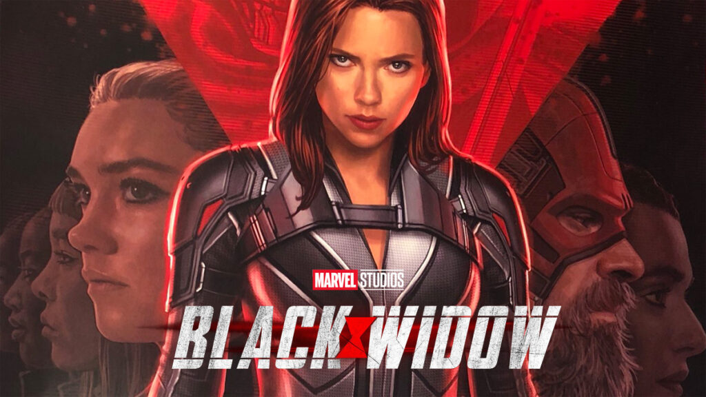 estrenos 2020 black widow