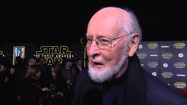 john williams star wars cameo el ascenso de skywalker