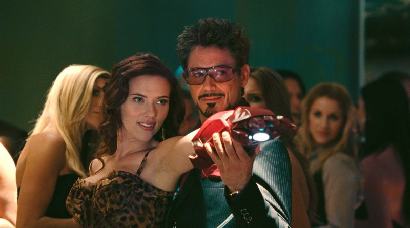scarlett-johansson-robert-downey-jr iron man 2