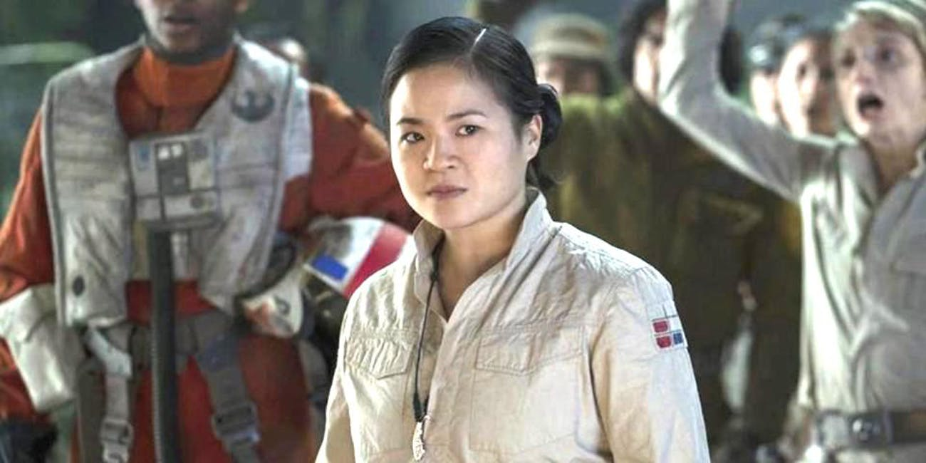 rose tico star wars guion original