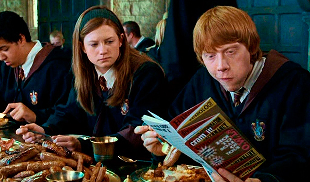 bonnie wright harry-potter