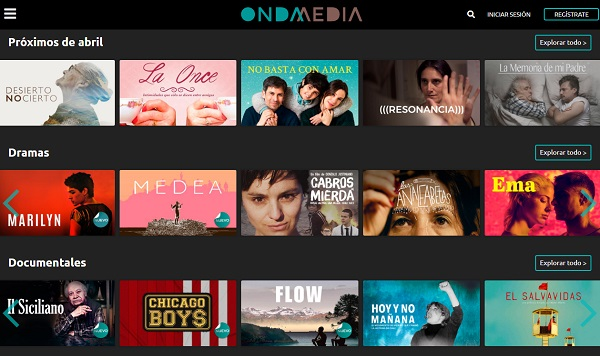 onda media cine chileno gratis