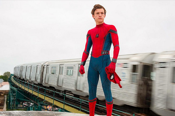 spiderman tom holland