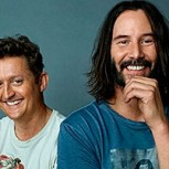 Keanu Reeves y Alex Winter sorprenden a un grupo de estudiantes con el mejor regalo posible