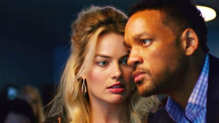focus margot robbie will smith