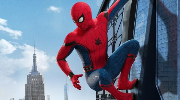 spiderman de regreso a casa netflix