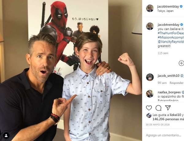 wonder niño actor en la vida real jabob tremblay 6