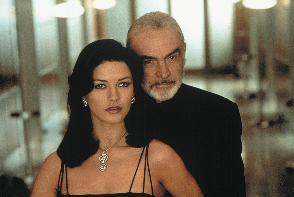 la emboscada sean connery catherine zeta jones