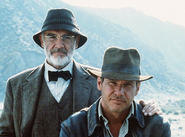sean connery peliculas indiana jones