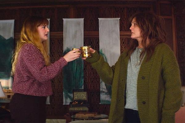 Drew Barrymore como Paula y Candy Black en Cambio de papeles pelicula