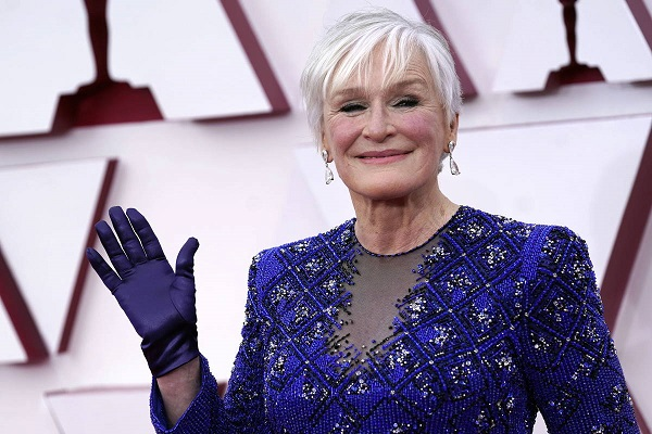 glenn close perreo oscars 2021