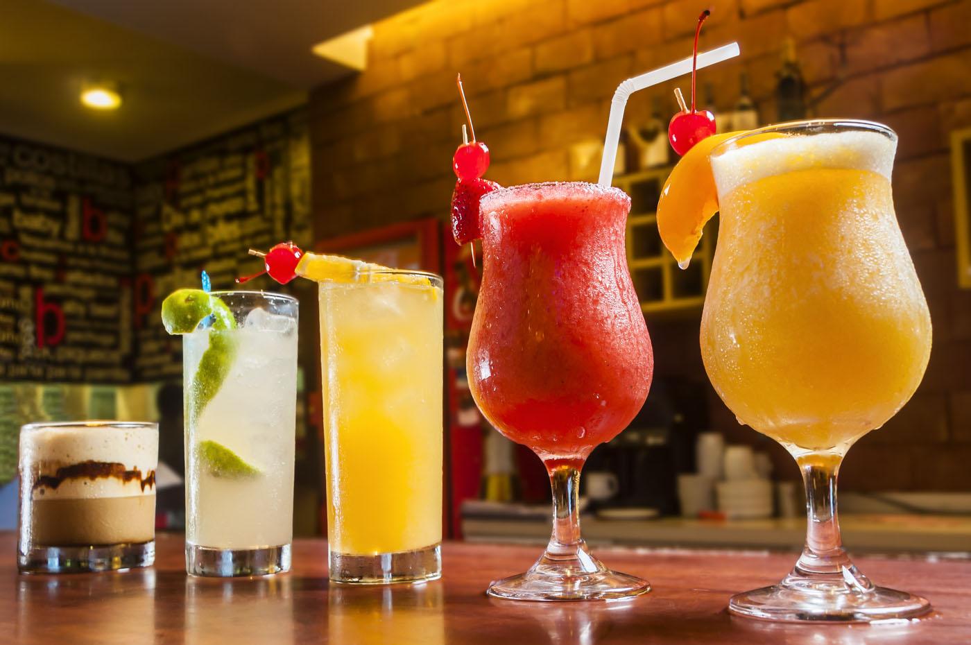 10 tragos refrescantes y fáciles de preparar