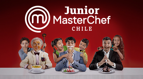 MasterChef Junior Chile - Foto: www.13.cl