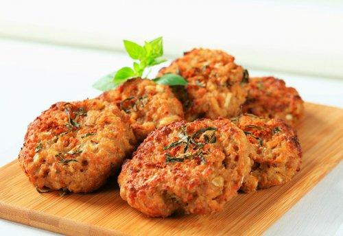 Www.recetario-Cocina.com | Hamburguesas De Verduras Una Opcion Sana Y Nutritiva Cocina