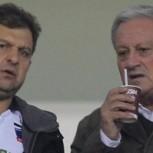 La pugna entre Arturo Salah y Aníbal Mosa complica a Colo Colo