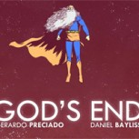 """God's End"": El impresionante cómic alternativo de Superman hecho por dos mexicanos"