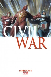 01 - Civil War (2015)