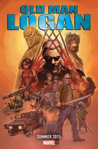 08 - Old Man Logan (2015)
